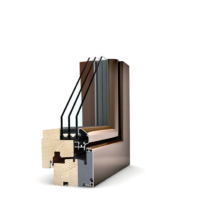 KF 210 - legno-alluminio